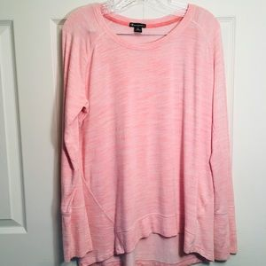 Champion Salmon pink Long sleeve sweater XL